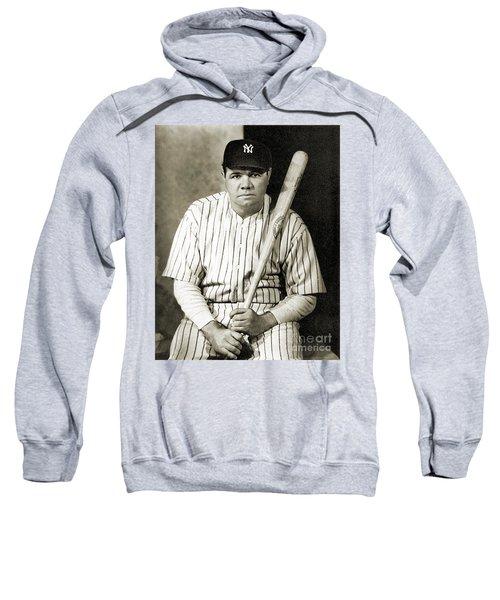 George H. Ruth (1895-1948) Sweatshirt