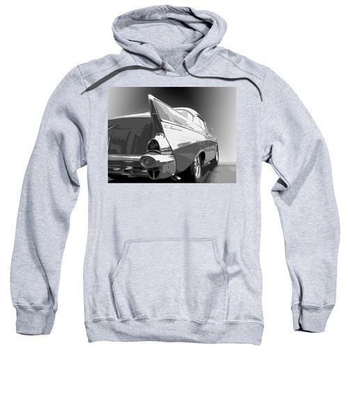 57 Chevy Horizontal Sweatshirt