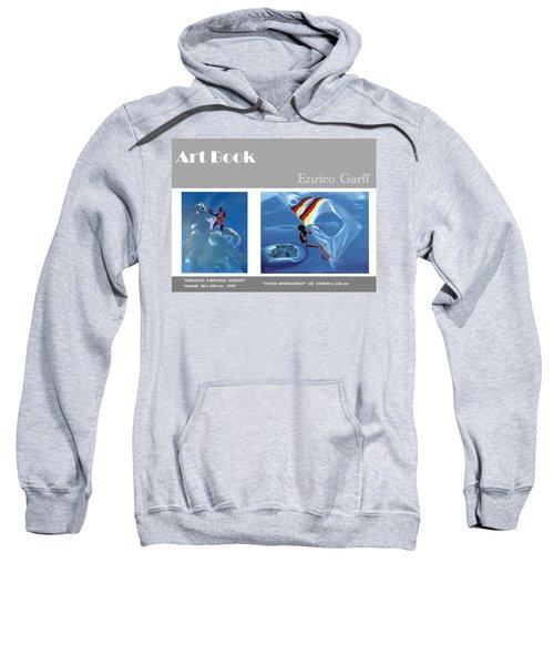 Art Book Sweatshirt