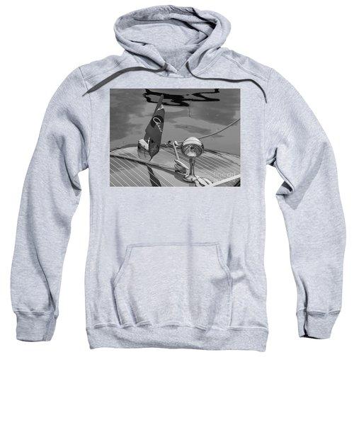 Black And White Custom Sweatshirt