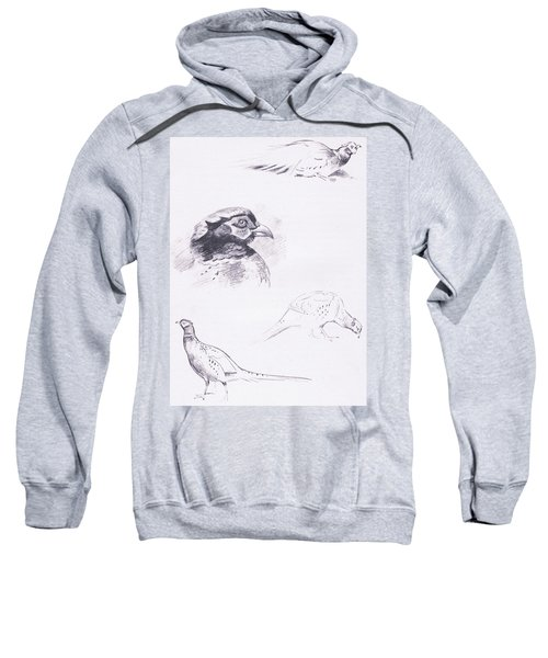 Pheasants Sweatshirt