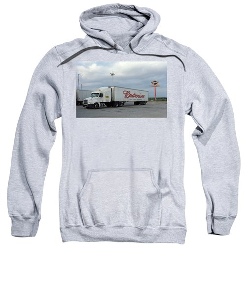 Route 66 - Dixie Truckers Home Sweatshirt