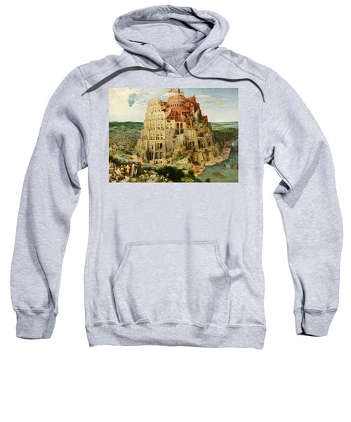 The Tower Of Babel  Sweatshirt
