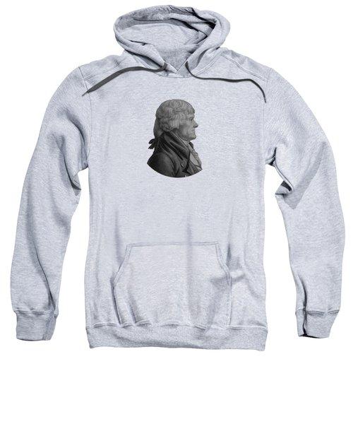 Thomas Jefferson Profile Sweatshirt