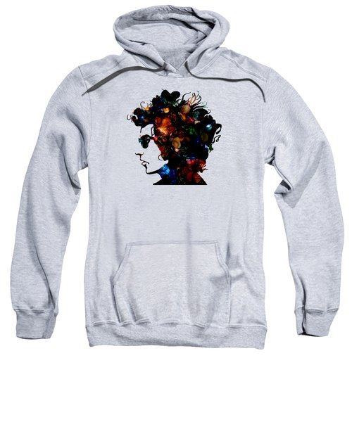 Bob Dylan Collection Sweatshirt by Marvin Blaine
