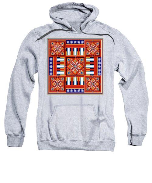 624 1 Truck Art 1 Sweatshirt