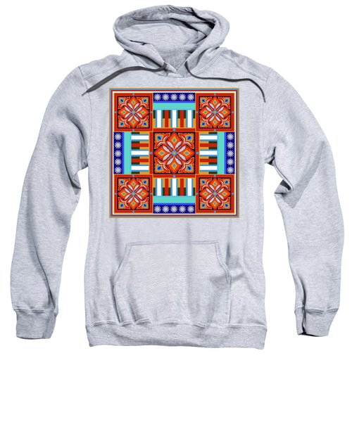 624 2 Truck Art 1 Sweatshirt