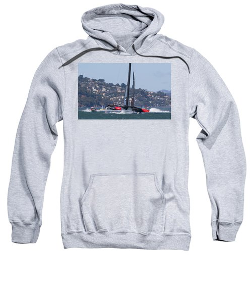 America's Cup 34 Sweatshirt