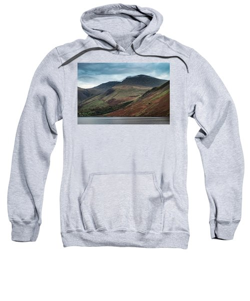 Beautiful Landscape Image Of Mountains Around Wast Water In Lake Sweatshirt