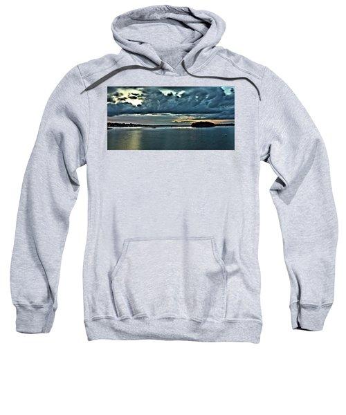 Sunrise Onset Pier Sweatshirt