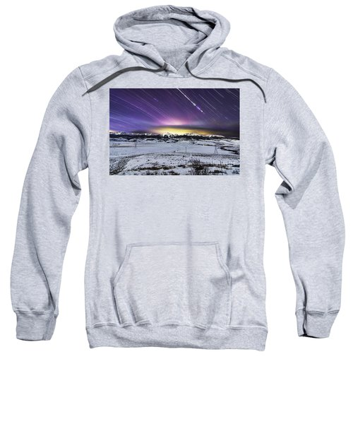 7,576 Seconds Sweatshirt