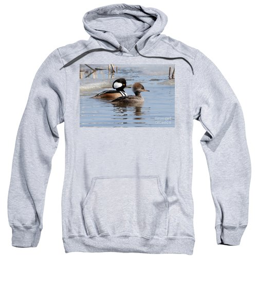 Hooded Merganser Sweatshirt