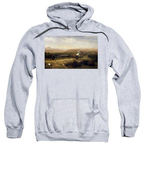 The Last Of The Buffalo Sweatshirt