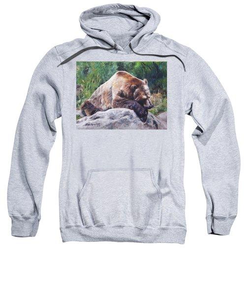 A Bear Of A Prayer Sweatshirt