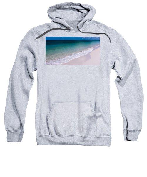 A Bird In Paradise Sweatshirt