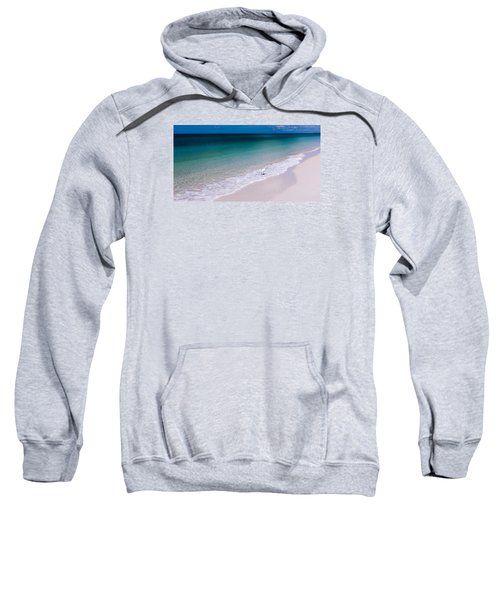 A Bird In Paradise Sweatshirt