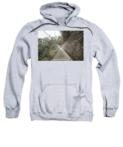 A Blizzard From Chalk Sweatshirt