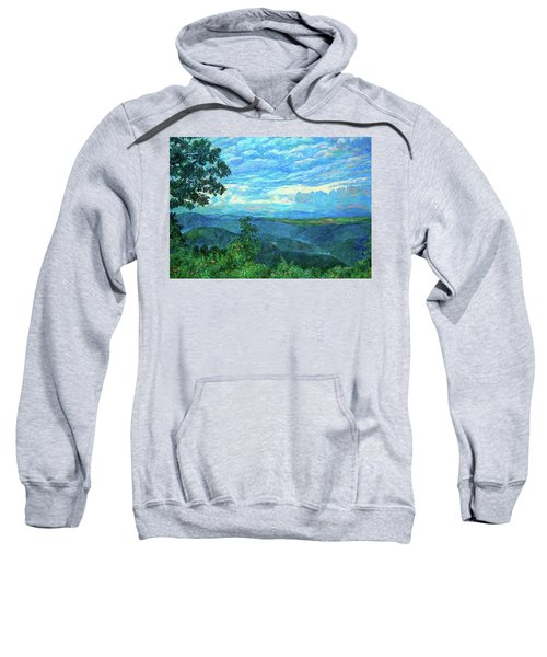 A Break In The Clouds Sweatshirt