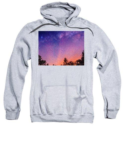 A Change Of Address Sweatshirt