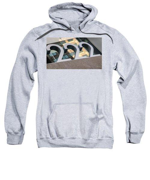 A Close Second - Architectural  Sweatshirt