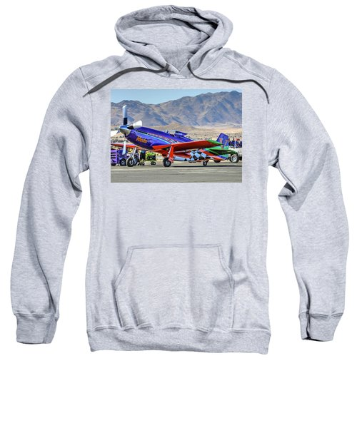 A Closer Look At Voodoo Engine Start Sundays Unlimited Gold Race Sweatshirt