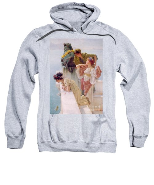 A Coign Of Vantage Sweatshirt
