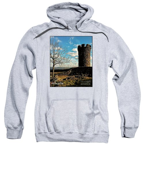 A Day At  Craigs  Castle   Sweatshirt