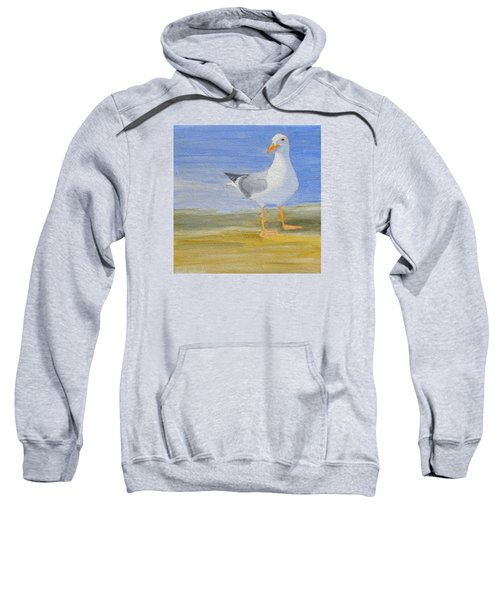 A Day At The Beach Sweatshirt