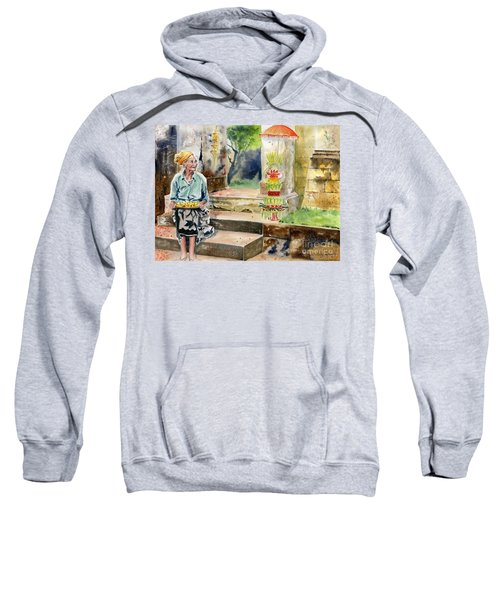 A Day In A Life Sweatshirt