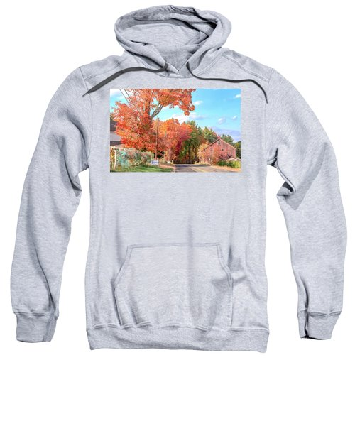 A Drive In The Country Sweatshirt