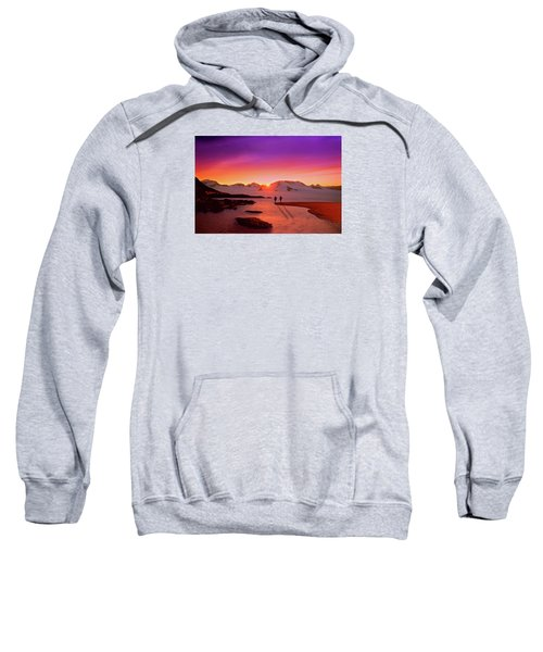 A Far-off Place Sweatshirt