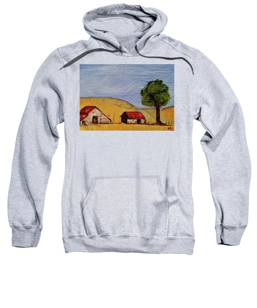 A Farm In California Winecountry Sweatshirt