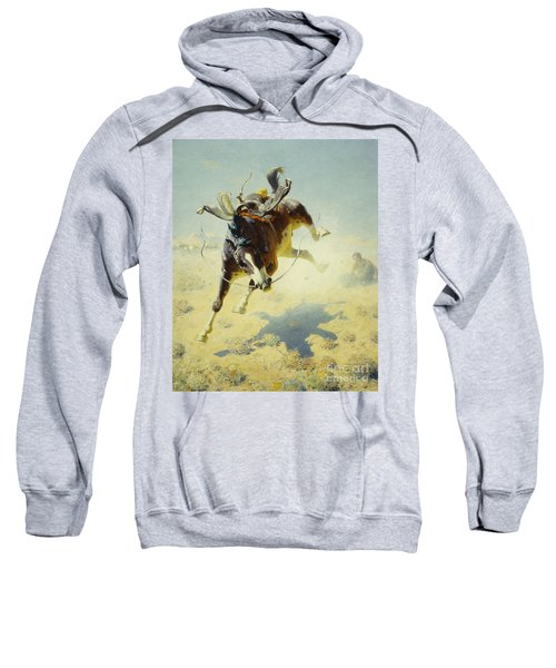 A Fighting Cyclone Sweatshirt