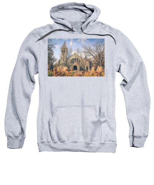 A Fine Autumn Day Sweatshirt