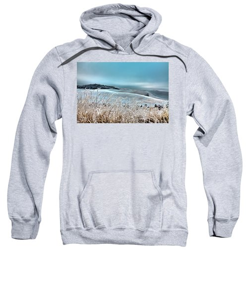 A Frosty Morning On The Palouse Sweatshirt