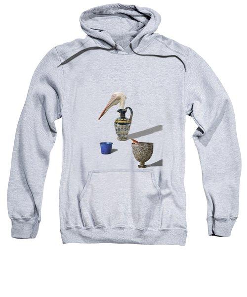 A Game Of Patience Sweatshirt