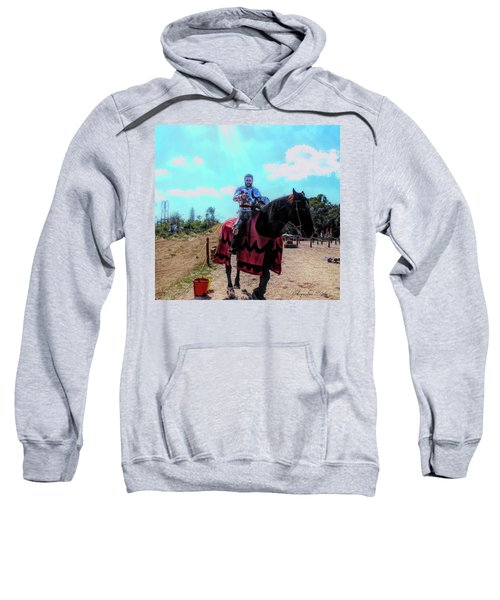 A Good Knight Sweatshirt