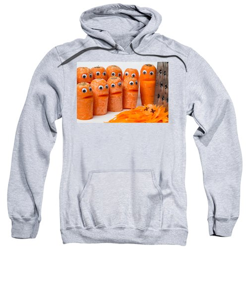A Grate Carrot 2. Sweatshirt