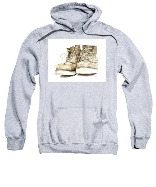 A Hard Day's Work Sweatshirt
