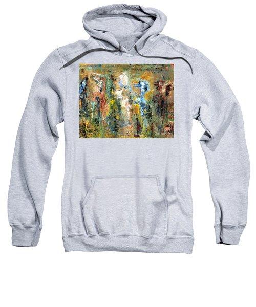 A Herd Of Five Sweatshirt