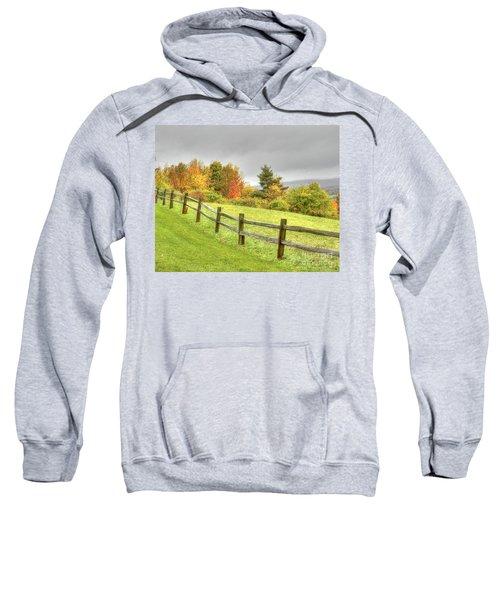 A Highland Forest Autumn Sweatshirt