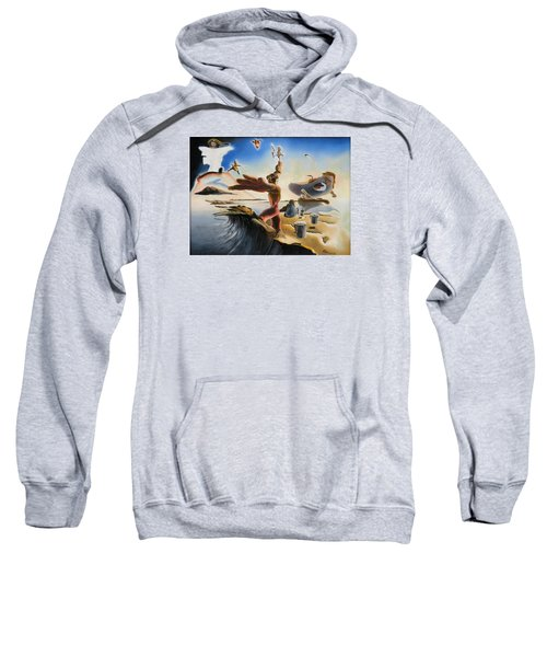 A Last Minute Apocalyptic Education Sweatshirt