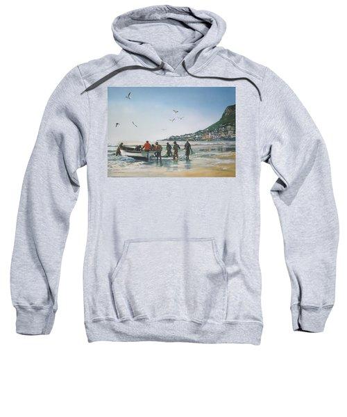 A Light Breakfast Sweatshirt