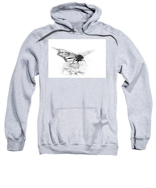A Light Touch - Butterfly Sweatshirt