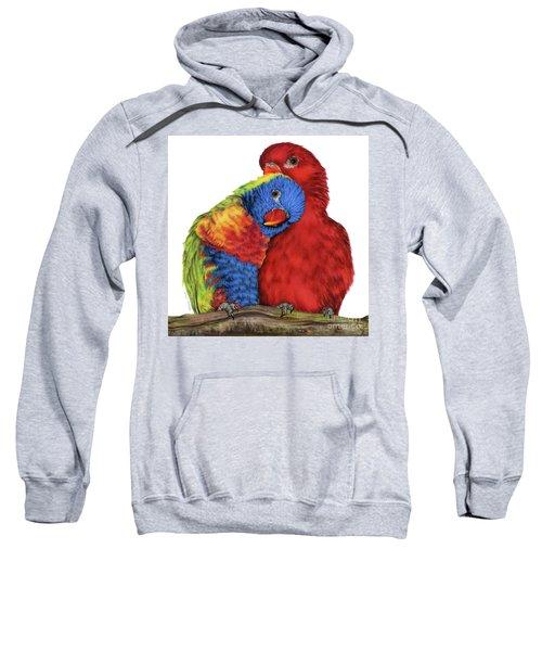 A Little To The Left Sweatshirt
