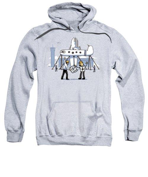 A Matter Of Perspective Sweatshirt