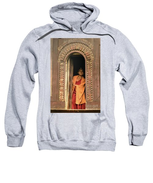 A Monk 4 Sweatshirt