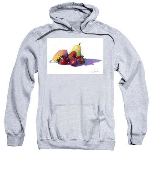 Still Life With Pears Sweatshirt
