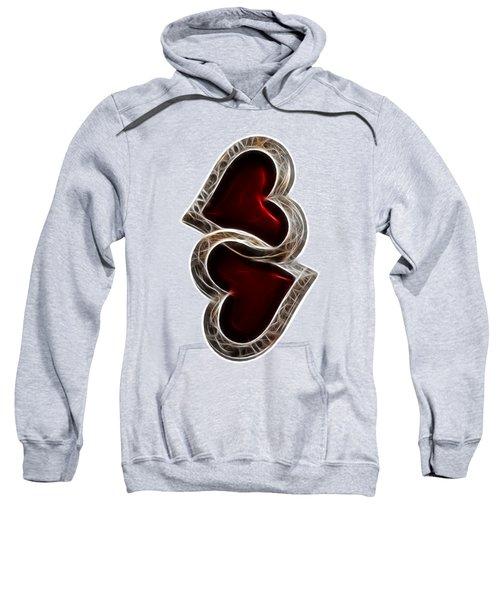 A Pair Of Hearts Sweatshirt