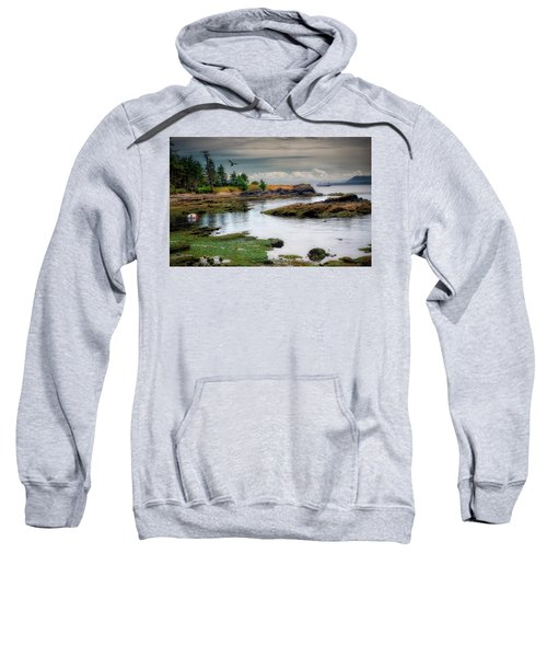 A Peaceful Bay Sweatshirt